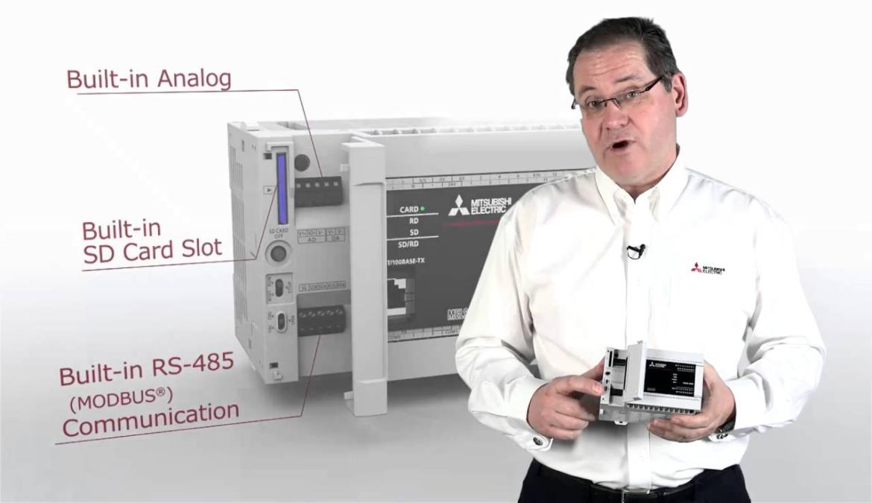GX Works 3 and FX5U PLC Basics